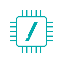 Qs tech chip icon